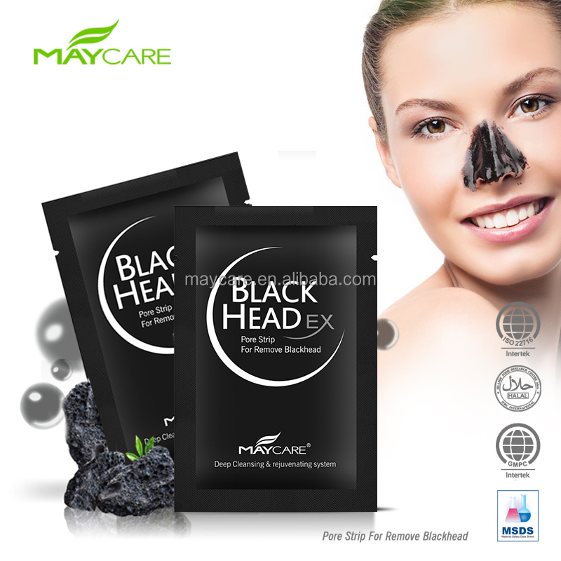factory wholesale OEM charcoal black head removal face mask 8g