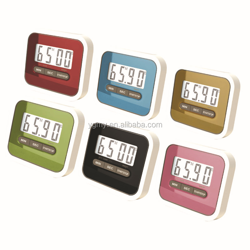 Portable Digital LCD Display Home Kitchen Count-Down Alarm Clock Cooking <strong>Timer</strong>