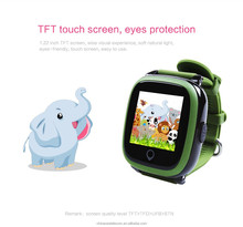 Child GPS Tracker Wrist Watch Tracking GPS Watch Running Mobile Phone