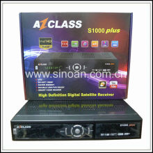 New Azclass S1000 Plus Free IKS Account Decoder