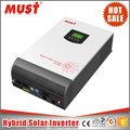 New 80A MPPT solar controller DC48v 4000w 5KVA solar inverter hybrid inverter with spare parts
