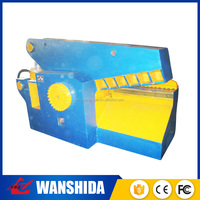 Q43-1200 Small size alligator type metal scrap automatic iron sheet cutting machine(Factory price)