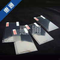 nano AG screen protector for mobile phone,factory supply 100% KOREA pet Nano AG screen protector