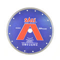 125 x 1.8 x 22.2 mm 5 inch Diamond cool press turbo Saw Blade for Cutting concrete