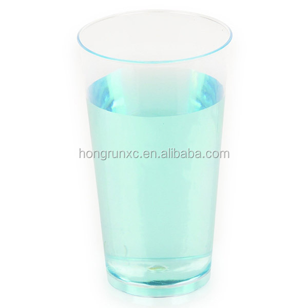 plastic clear cup drinking glass cup clear plastic cups