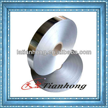 Aluminium foil coated mylar for flexible duct