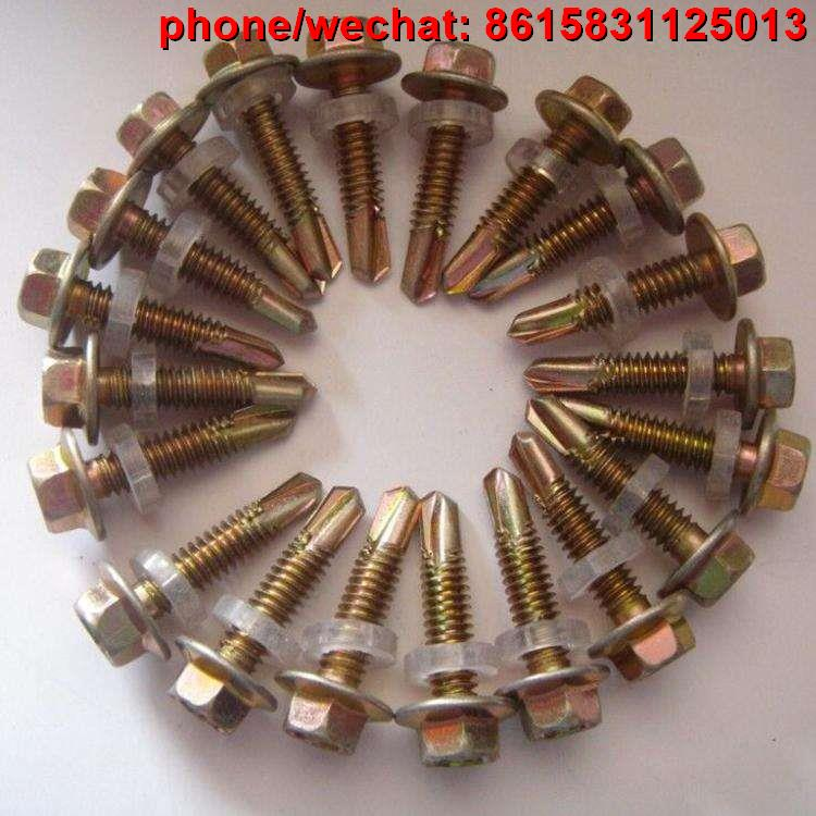 self dring screws