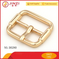 New style zinc alloy lock metal bag buckle china supplier