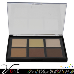 make up for life professional 10 colors powder makeup best foundation for oily skin