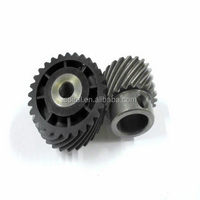 New style exported helical geared stepper motor