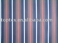 cotton polyester yarn dyed shirting fabric