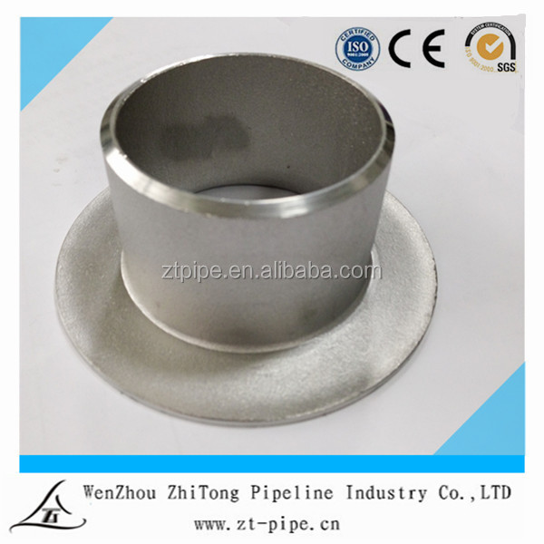 factory pipes stainless steel lap joint stub ends with high quality