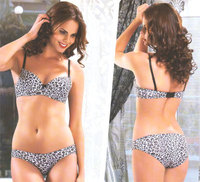 Leopar bra set Turkey 2014 model istanbul