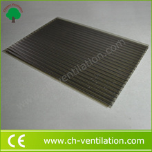 Reasonable Price recycle flexible tinted smoked polycarbonate sheet