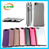 New phone case 2016 Hot sale shockproof TPU + PC Armor Case For iPhone 6