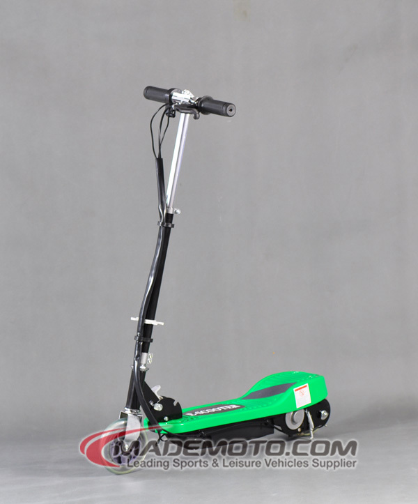 120w 24v battery factory direct selling kids folding electric scooter for sale