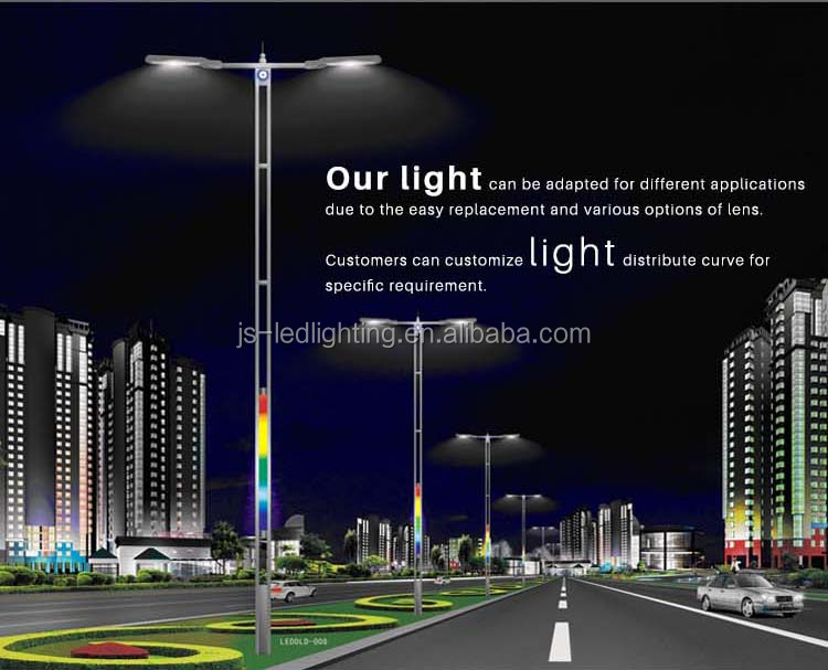 high power and new design led street light module With IP 66 waterproof