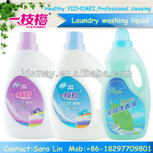 OEM Liquid Laundry detergent with 10-20% Active matter