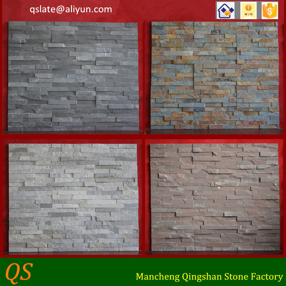 indoor stone wall covering