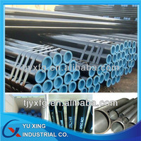 Astm A106 Gr.B Cold Drawn Seamless Steel Pipes For Liquid