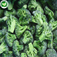 sliced iqf frozen green broccoli bulk