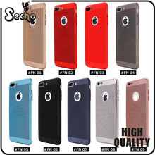 Breathable Cooling Phone Case for iPhone 5 Cases Mesh Hard PC Back Cover for iPhone 6 Case Housing