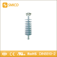 SMICO Hot New Products 2016 High Voltage Glass Porcelain Insulator Price