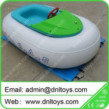 Inflatable Bumper Float Boat , Inflatable Used Bumper Boats for Sale