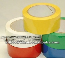 1.89'' x55Y RED BLUE GREEN WHITE YELLOW COLORED PARCEL TAPES