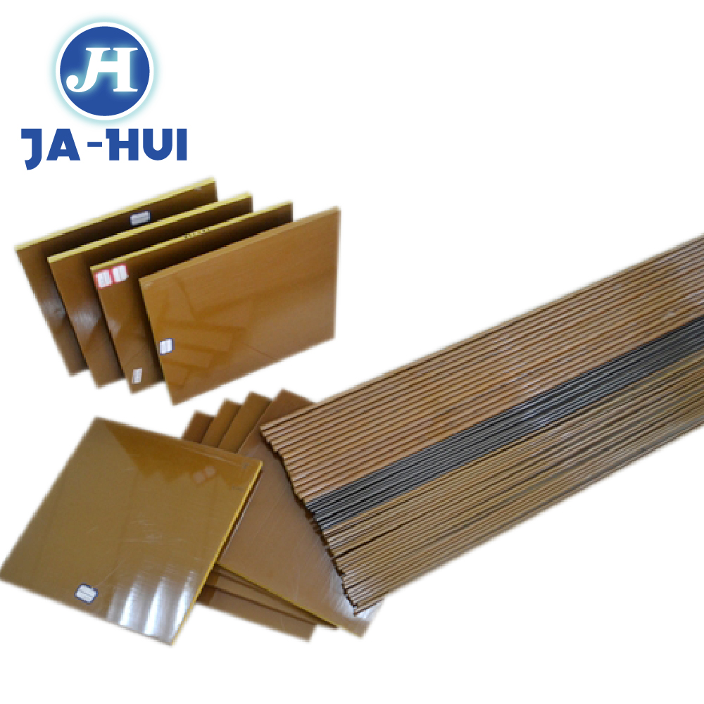 add Carbon fiber graphite anti-conductive Injection Molded Polyimide slab