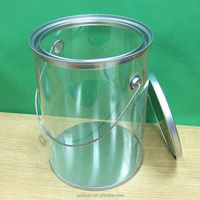 Hot new products for 2015 large plastic food storage containers/large clear plastic pvc box/soft pvc plastic box