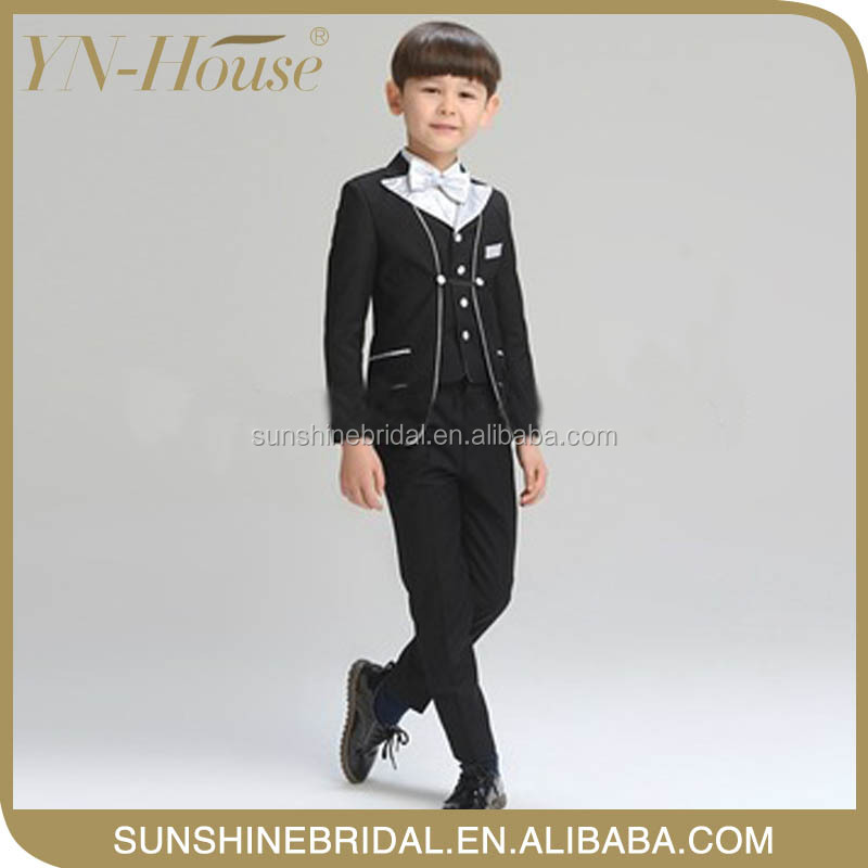 High-quality boy dress model for young children