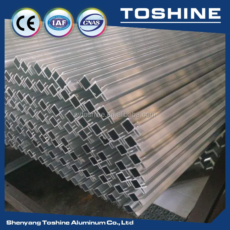 6061 6063 t5 t6 industrial aluminum extrusion profiles