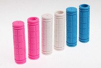cheap price bicycle grip colorful bicycle grip rubber fixed gear bike grip