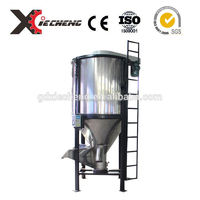 big type plastic stirrer for injection moulding vertical stirrer plastic color mixer