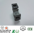 ISO certificated die cast aluminium die casting,zhongshan factory die casting aluminum fitting