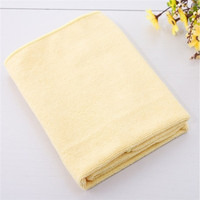 Quick Dry Suede Microfiber Towel For Sports&Beach And Travel, Customized Printing Bath Towel Cleaning Washing