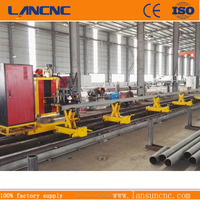 Manufacture supply Pipe Profiling Equipment different diameter gas steel pipe cutting machine