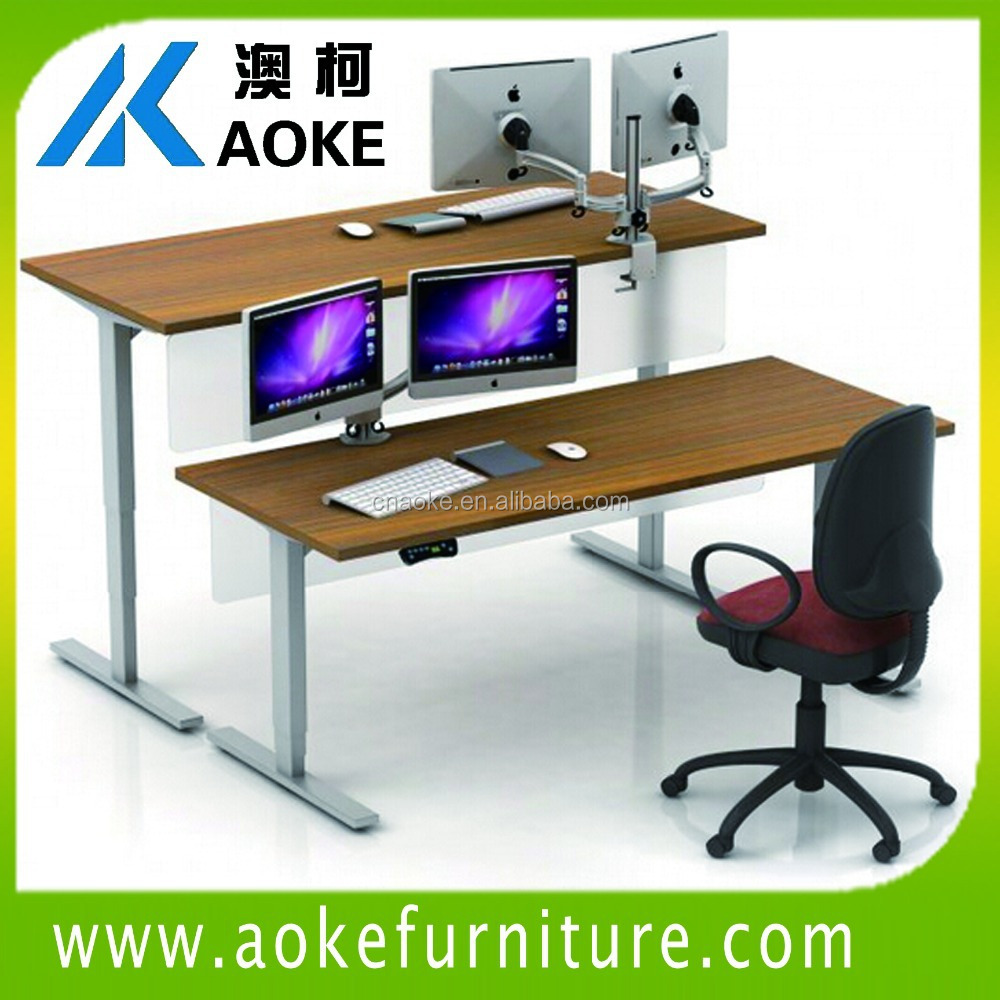 AOKE AK2RT-RS2 Electric Height Adjustable Workstations and <strong>Table</strong>