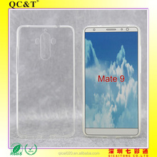 for Huawei Mate 9 2017 China Factory Ultra Clear Crystal Transparent TPU Phone Case Custom-made&Wholesale Price TPU Back Cover