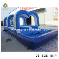 Cheap inflatable slide water tunnel for sale