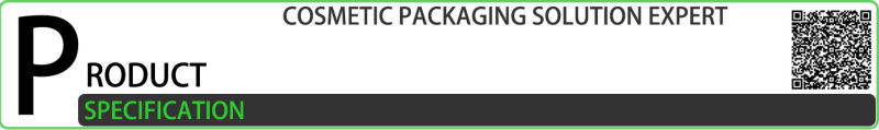 Free Sample Professional Custom Plastic Organic Creams Luxury Cosmetic Packaging, Cosmetic packaging boxes