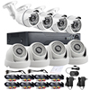 Home Security 8ch AHD cameras Kit cctv camera system