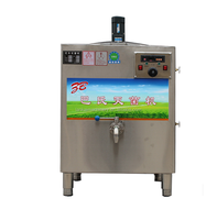 automatic stainless steel milk pasteurizer/milk pasteurizing machine