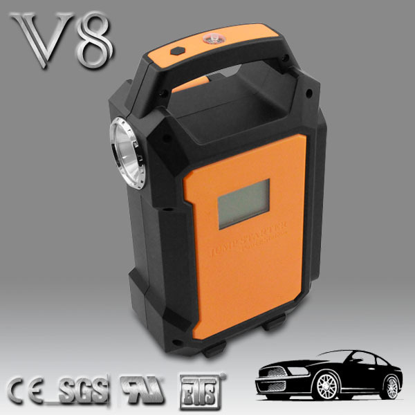 recharger 4 in 1 jump starter usb travel charger extreme whether available peak 800a 24v/12v car battery jump starter