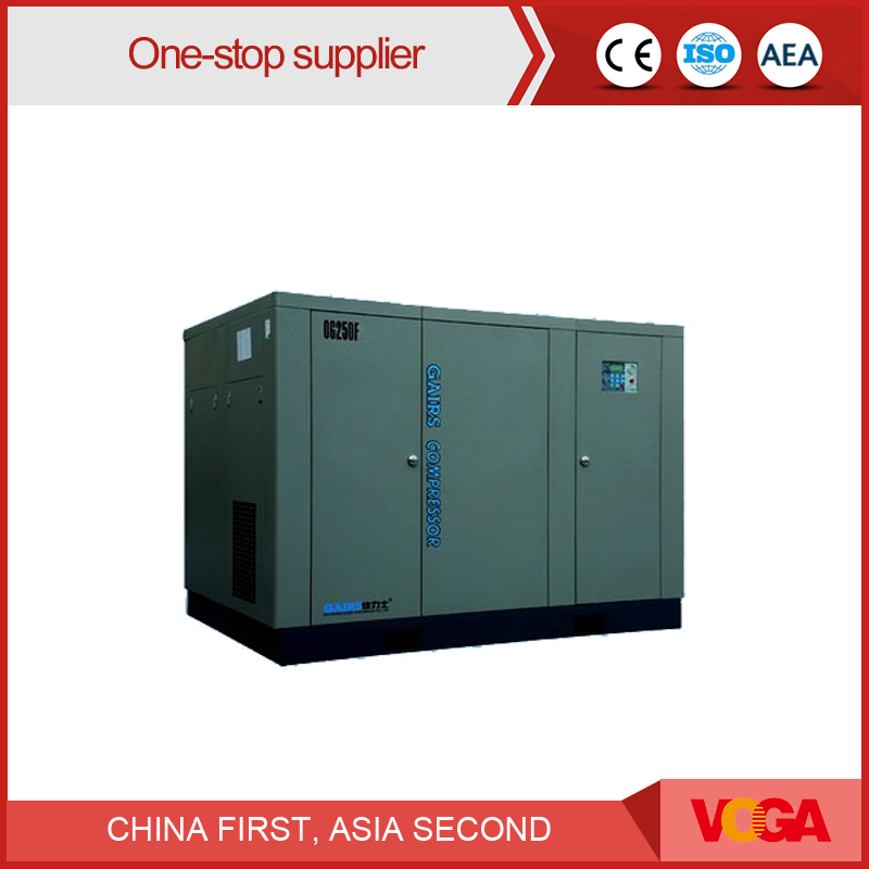 55kw Gairs series water lubrication kompressor oil free Air Compressor