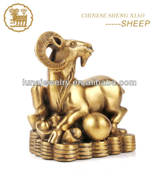 Chinese zodiac animals Chinese Horoscope Sheep,sheep figurine