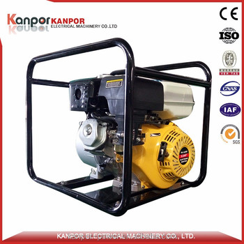 163L 5.5hp Single-cylinder air cooling water pump gasoline