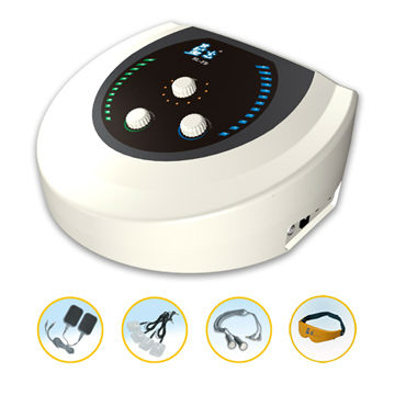 slim beauty fitness massager battery operated mini massagerBL-FB portable massage device electronic acupuncture device