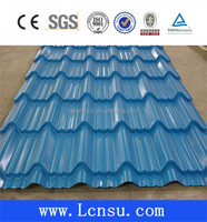 Corrugated steel roof / corrugated steel roofing sheets from China supplier